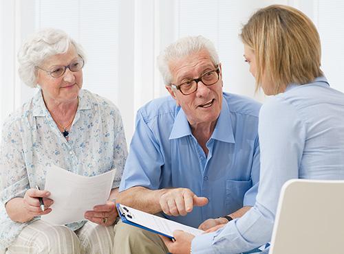 Seniorenbetreuung  Aide&Soins aux seniors